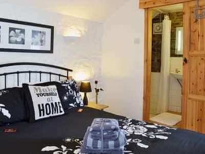 Double bedroom | Ty Bach Tan, Talgarth, nr. Brecon