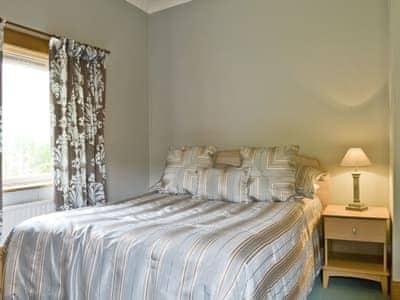 Double bedroom   Sgurr Mor Lodge, Balmacara, By Kyle of Lochalsh, nr. Plockton