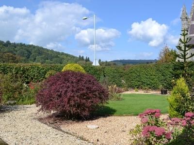 Garden | Garden Cottage, Llandinam