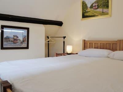 Double bedroom | Porter's Lodge, Glyndyfrdwy, nr. Llangollen