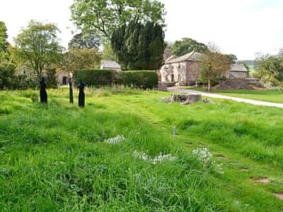 Surrounding area | The Barn, Greystoke