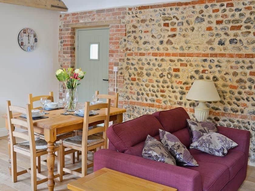 Living room | Manor Farm Barns - Fox's Den, Witton, nr. North Walsham