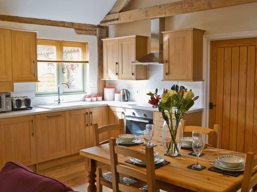 Kitchen/diner | Manor Farm Barns - Fox's Den, Witton, nr. North Walsham