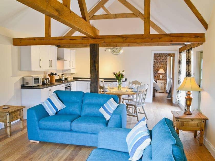 Living room   Manor Farm Barns - Stag's Rest, Witton, nr. North Walsham