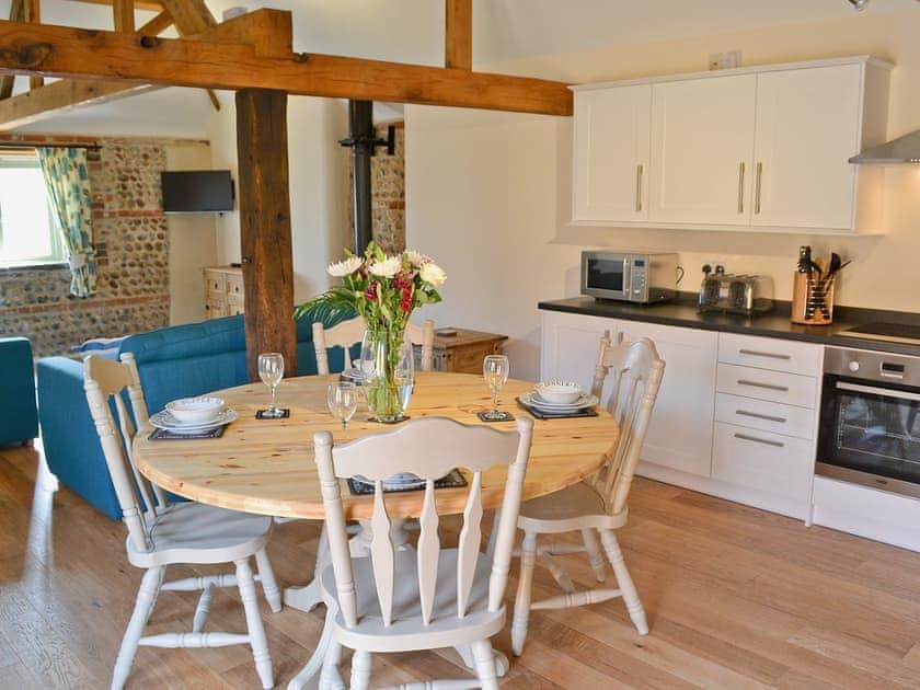 Kitchen/diner   Manor Farm Barns - Stag's Rest, Witton, nr. North Walsham