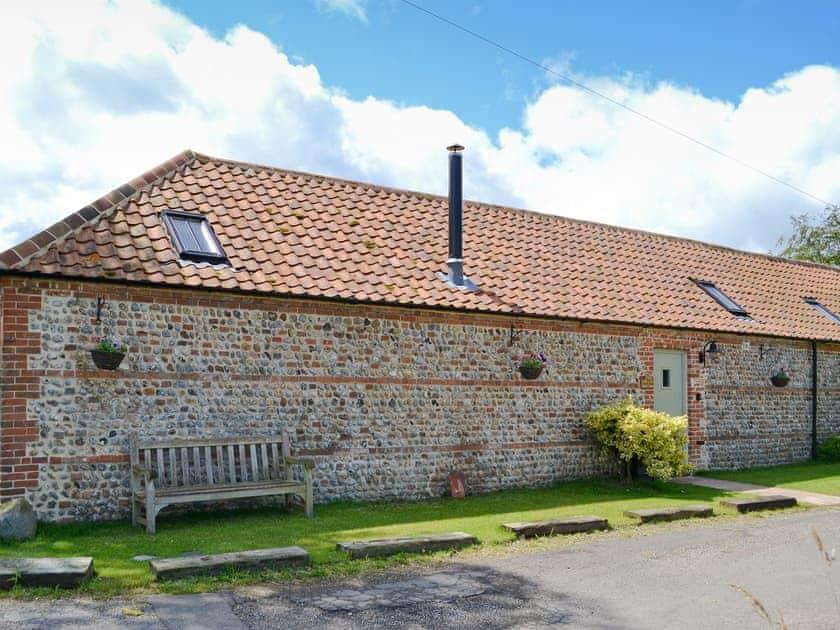 Complex exterior | Manor Farm Barns - Fox's Den, Witton, nr. North Walsham