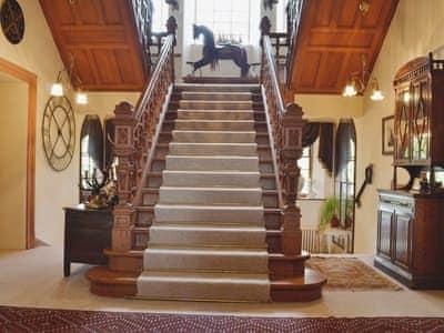 Hallway | Ardlamont Estate - Ardlamont House, Tighnabruaich