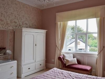 Double bedroom | The Old Vicarage, Lindale, nr. Grange-over-Sands