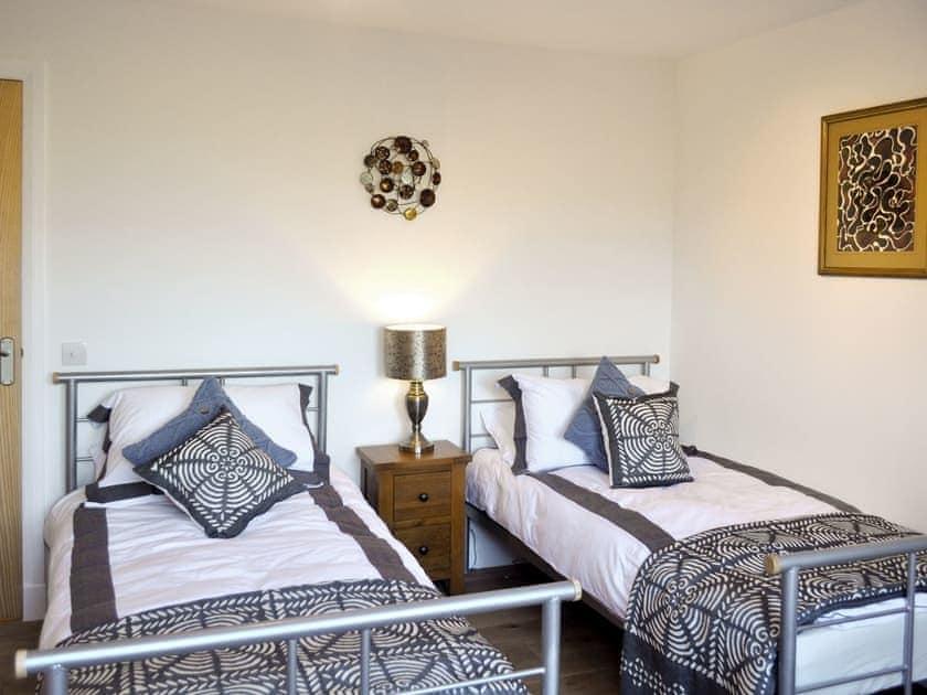 Twin bedroom   Lurach, Port Appin