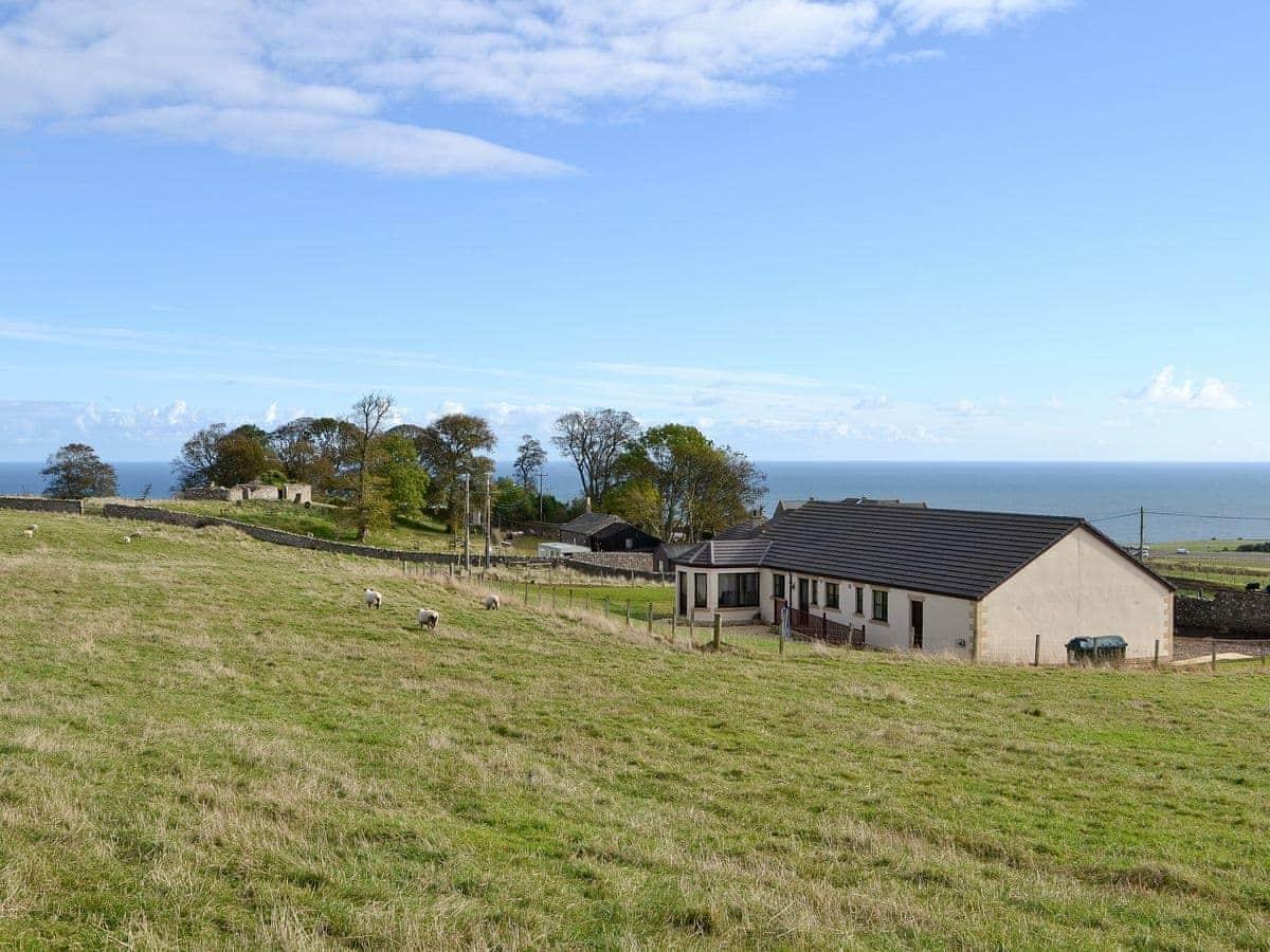 Maple Lodge Ref 30558 In Lamberton Near Berwick Upon Tweed The Scottish Borders