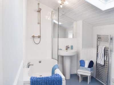 Bathroom | Rosebud, Straiton, nr. Maybole