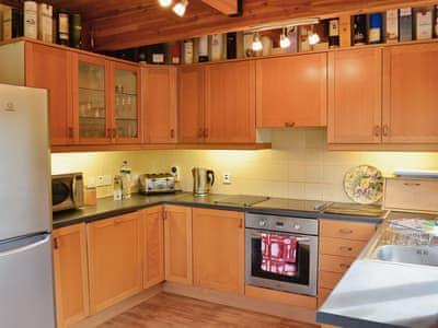 Kitchen | Saffron Lodge, Cragganmore, nr. Ballindalloch