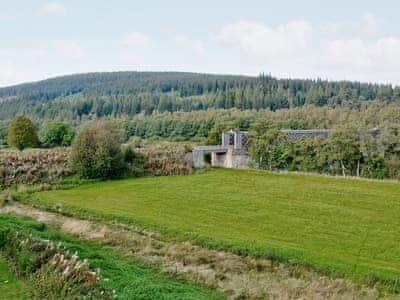 Surrounding area | Saffron Lodge, Cragganmore, nr. Ballindalloch