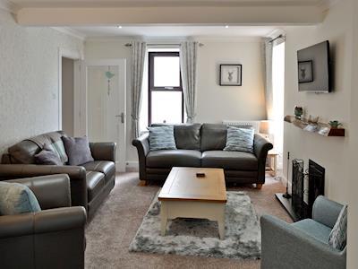 Living room | Strowan, Ballater
