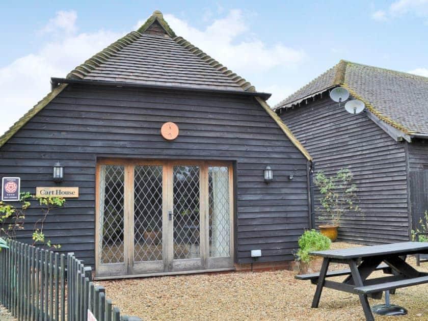 Rumbolds Farm - Cart House