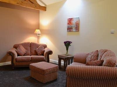 Open plan living/dining room/kitchen | The Grange Holiday Cottages - Gannet Cottage, Flamborough, nr. Bridlington