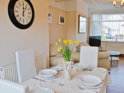 Dining room | Frankcot, Llandudno