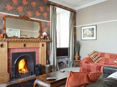 Living room   Sconser Lodge, Sconser, Isle of Skye
