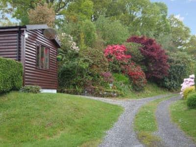 Mountain View Log Cabin Argyll