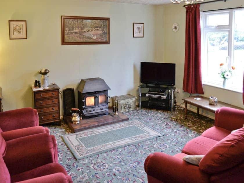Living room/dining room | Sparrow's Nest, Wrangway, nr. Wellington