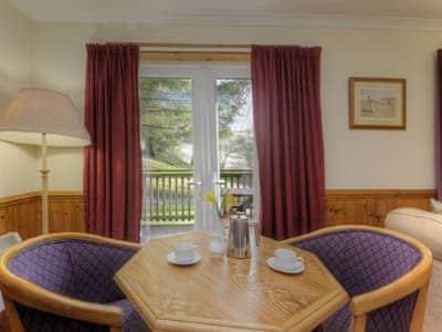 Typical bedroom | Lagnakeil Lodges - Beech, Lerags, nr. Oban