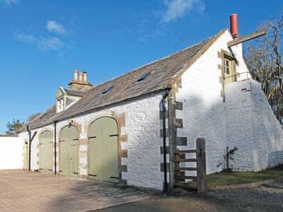 Exterior | Corsewall Estate Holiday Cottages - Stables Cottage, Kirkcolm, nr. Stranraer