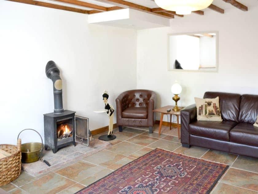 Living room | Sweet Briar Cottage, Holford, nr. Bridgwater
