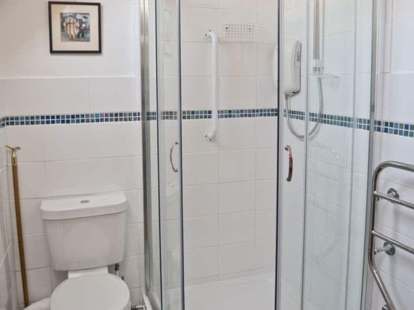 Shower room | Sweet Briar Cottage, Holford, nr. Bridgwater