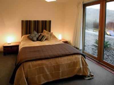 Double bedroom | Tulach Beag, Achnandarach near Plockton