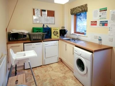 Utility room | Tulach Beag, Achnandarach near Plockton