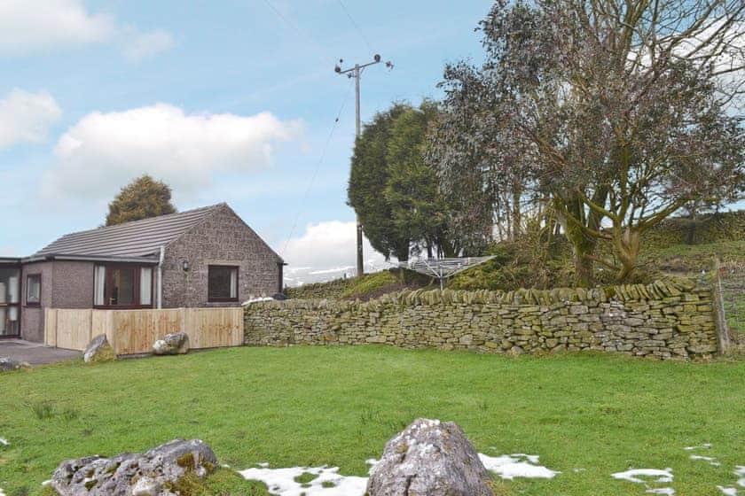 Garden | Booth Farm Bungalow, Buxton