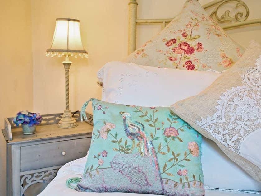 Double bedroom   The Old Hayloft, Bishop Thornton near Harrogate