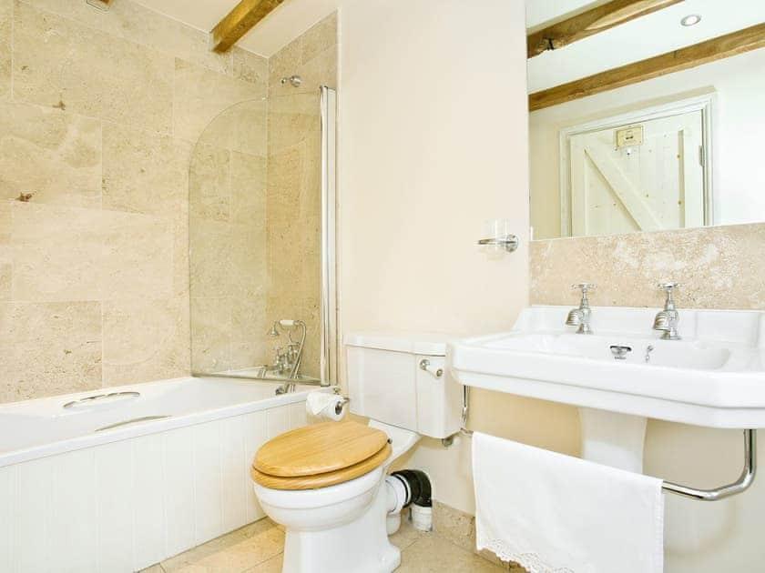 Bathroom   The Old Hayloft, Bishop Thornton near Harrogate