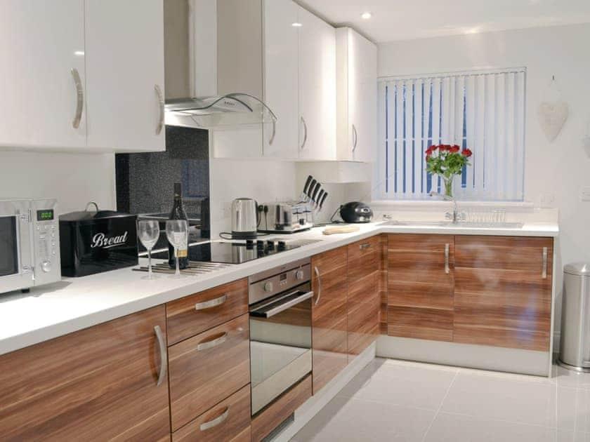 Kitchen | Seacrest View Cottage, Hastings