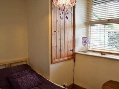 Single bedroom | Hillcroft Cottage, Haverthwaite, nr. Ulverston