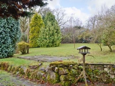 Garden   Blossom Cottage, Pen-y-Cae, nr. Brecon