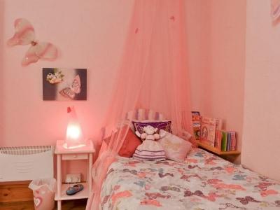 Single bedroom | Pentre Bach - Gwesty Pili Pala (Butterfly Hotel), Blaenpennal, Aberystwyth