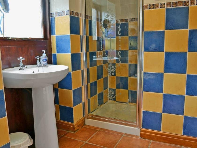 Shower room | Ingleby Lodge, Askrigg, near Hawes