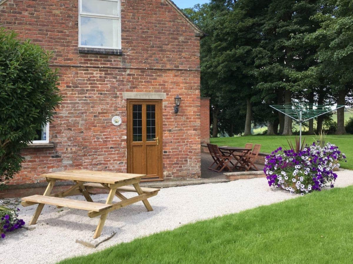 Garden Farm Cottage (ref QVQ) in Ilam, near Ashbourne, Derbyshire ...