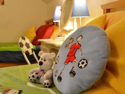 Bedroom   Pentre Bach - Tŷ Pêl Droed (Football House), Blaenpennal, Aberystwyth