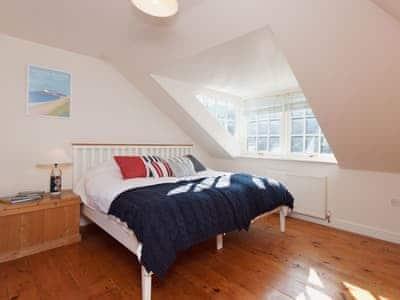 Double bedroom | Bosun's, 17 Island Street, Salcombe