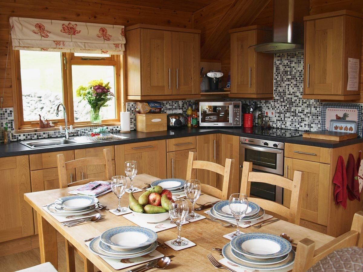 Hoe Grange Lodges - Hipley