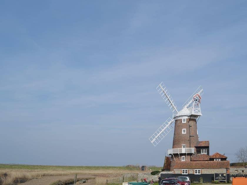 Cley-next-the-Sea Windmill | Maison du Quai, Cley-next-the-Sea