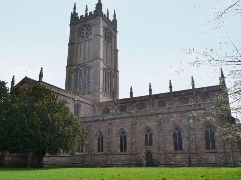 St Laurence Church | Shropshire, England