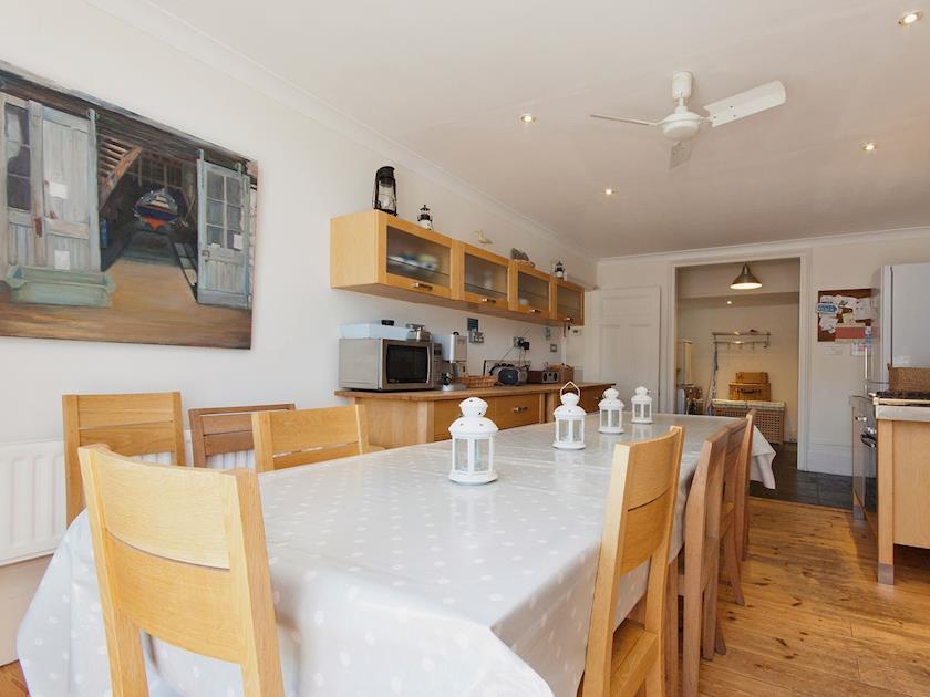 Kitchen/diner | Cotillion, Salcombe