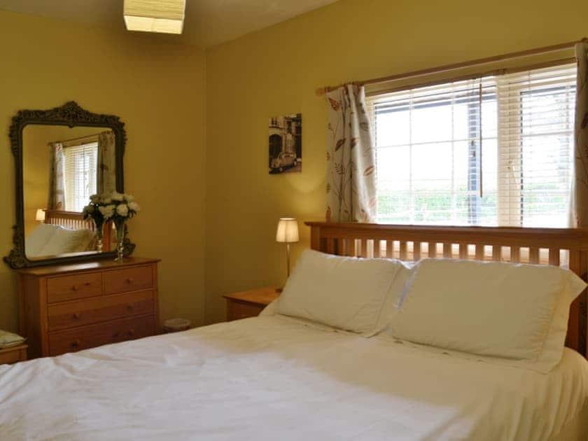 Double bedroom   High Moor Cottage, Brampton, nr Appleby