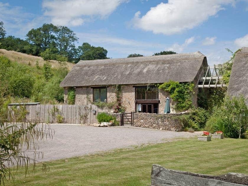 Halsbeer Farm Cottages - Haybarn Cottage