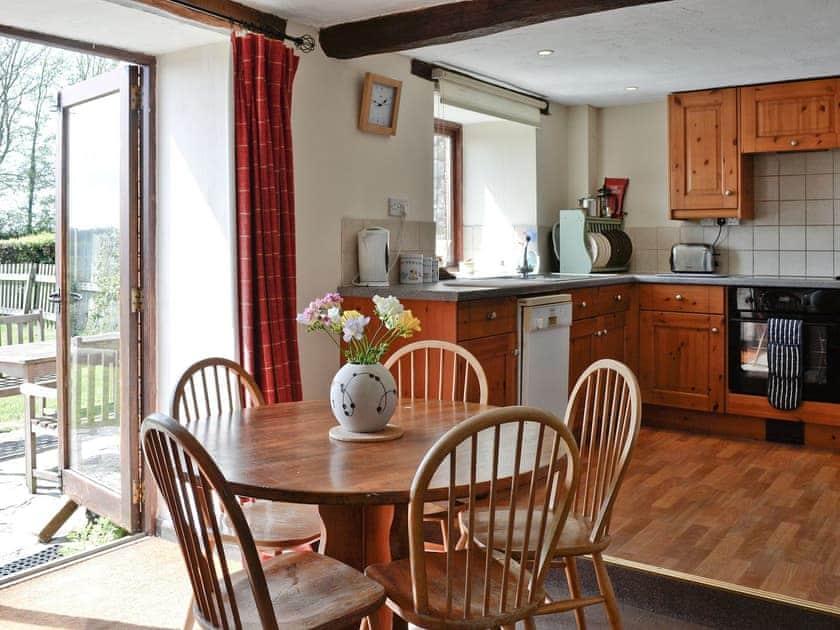 Collacott Farm Cottages - Linney Cottage
