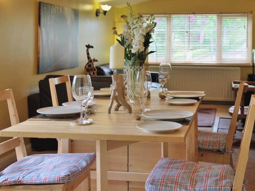 Living room/dining room   High Moor Cottage, Brampton, nr Appleby