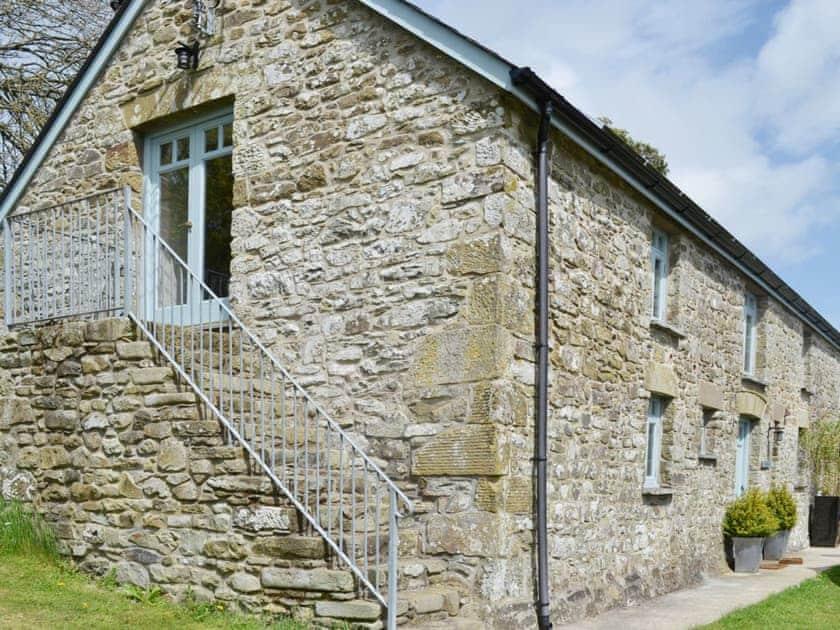 Exterior | Penrallt Y Cordde - Yr Ysgubor, Glynarthen, nr. Aberporth